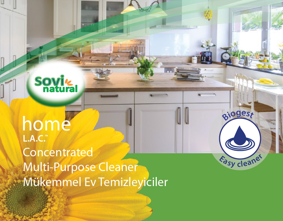 Sovi Natural™ home cleaner